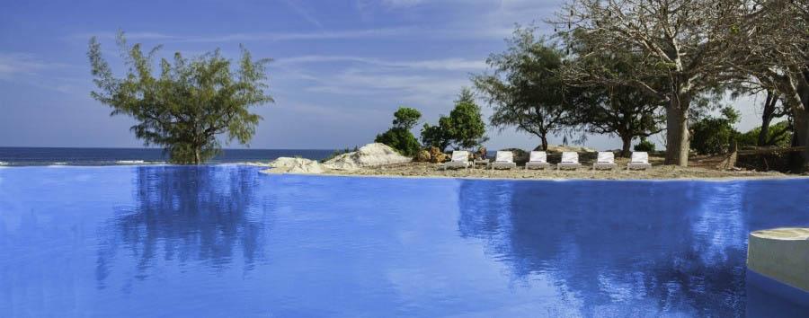 Kenya, Saruni Ocean - Kenya Saruni Ocean, Infinity Pool