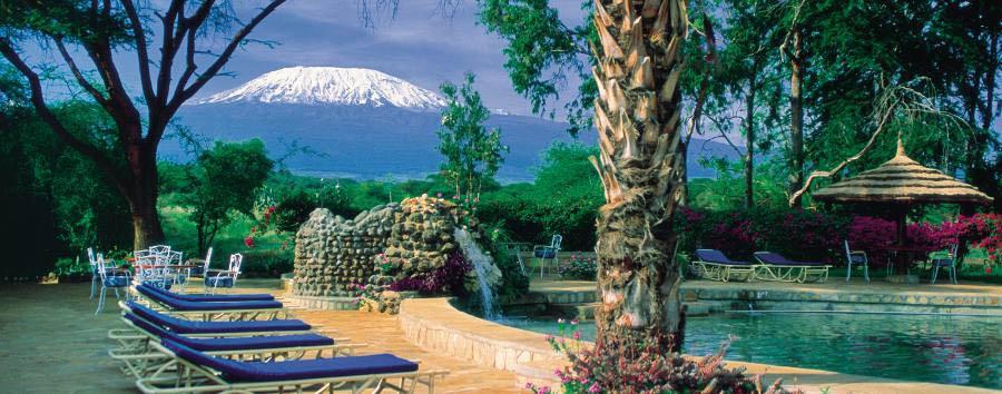 Amboseli Sopa Lodge -