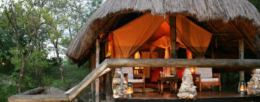 Semliki Safari Lodge -