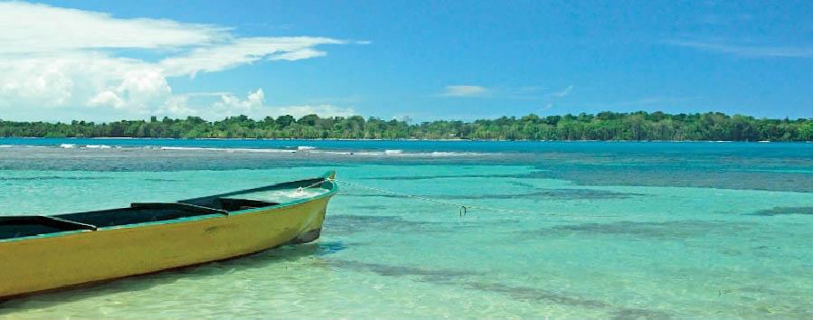 Indimenticabile Centro America - Panama Bocas del Toro, Turquoise Waters