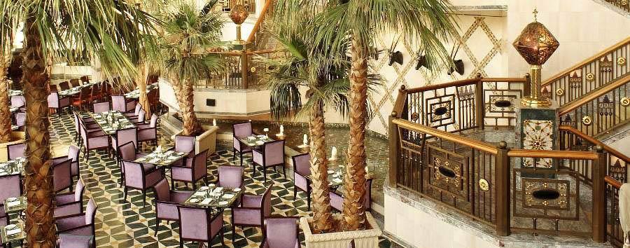 Grand Hyatt Muscat - Restaurant