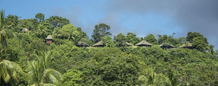 Unique Lapa Rios Experience - Costa Rica Lapa Rios Ecolodge, Bungalows Exterior