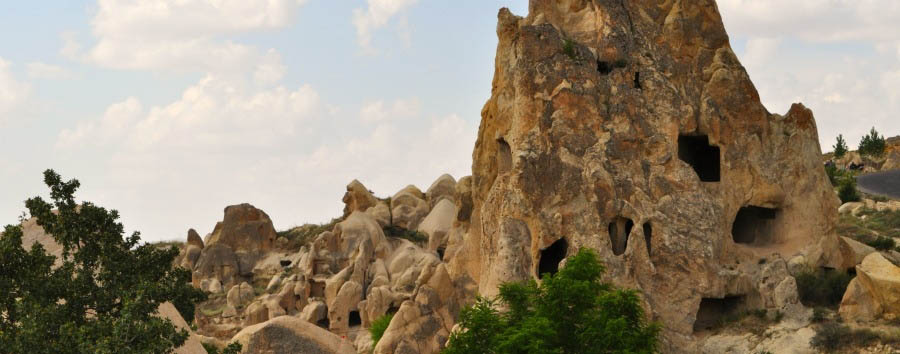 I paesaggi surreali della Cappadocia - Turkey, Cappadocia Göreme Open Air Museum