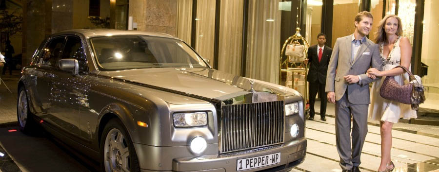 Pepper Club Luxury Hotel & Spa - Rolls Royce
