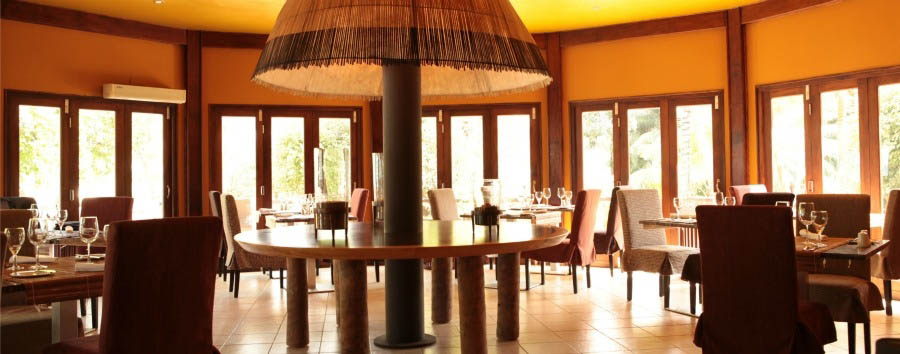 Omali Lodge Luxury Hotel - Restaurant