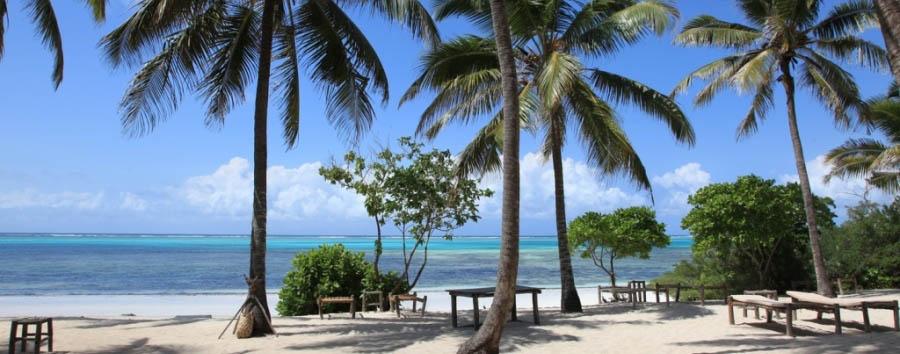 Esotica Zanzibar: Kichanga Lodge - Zanzibar Beach of Kichanga Lodge