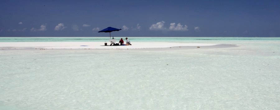 Zanzibar, Matemwe Lodge - Zanzibar Escape to infinity