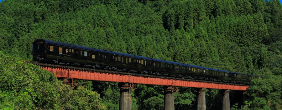 Cruise Train Seven Stars in Kyushu (4 giorni) - Cruise Train Seven Stars