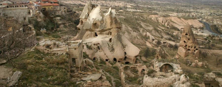 Cappadocia da vivere  - Turkey, Cappadocia Göreme Open Air Museum