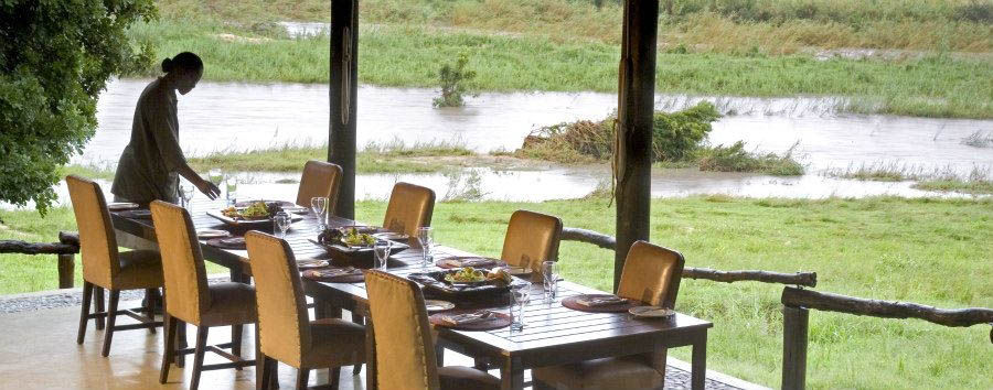 Exeter+River+Lodge+-+Dining+Area