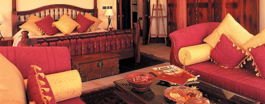 Al Maha Desert Resort & Spa - Bedouin Suite