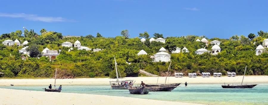 Zanzibar, Kilindi Special - Zanzibar Kilindi Zanzibar, Resort Panorama View