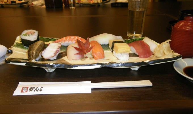 Sushi Making Result! - Japan
