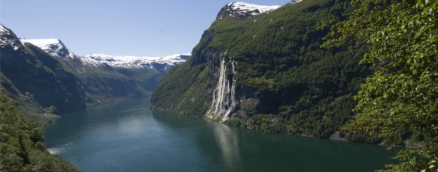 Splendore dei fiordi - Norway Geiranger Fjord © Terje Rakke/Nordic life - Visitnorway.com