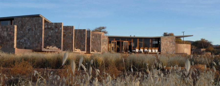 Tierra Atacama Hotel & Spa - Exterior view from the garden