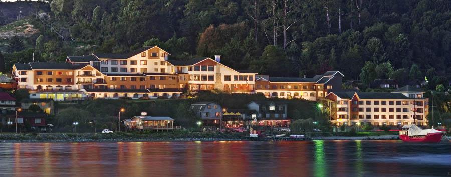 Hotel Cabañas del Lago - Exterior view