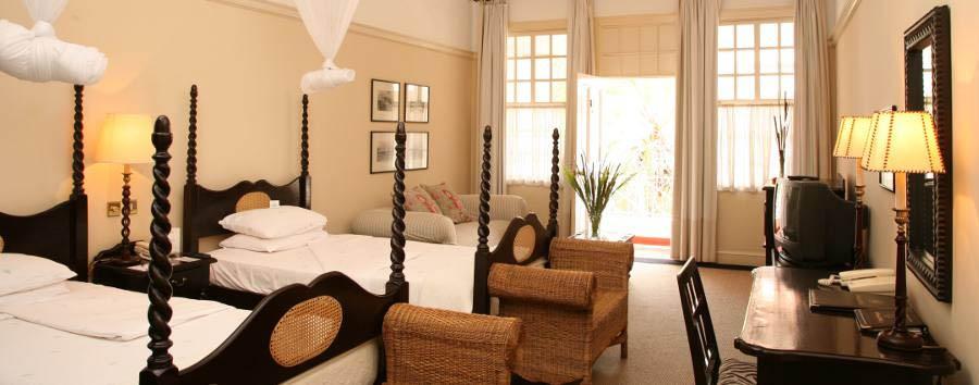 The Victoria Falls Hotel - Twin Room