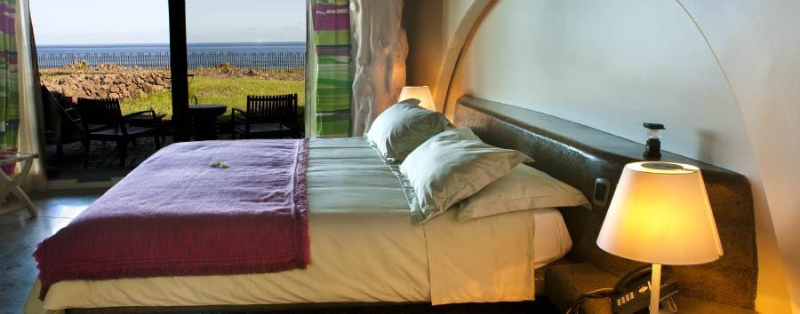 Hangaroa Eco Village & Spa - Ma'unga double room