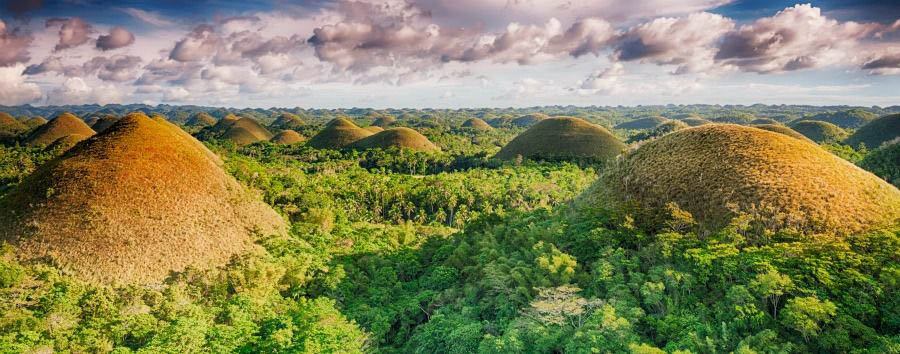 Culture & Lifestyle - Philippines Cebu, Chocolate Hills
