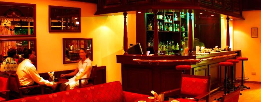 Atana Khasab Hotel - Darts Bar