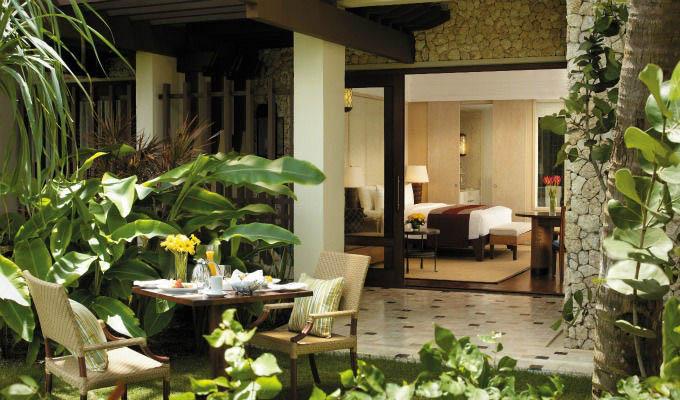 Shangri La's Boracay Resort & Spa, Deluxe Room - Philippines