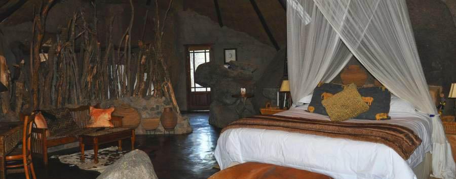 Camp Amalinda - Romantic honeymoon