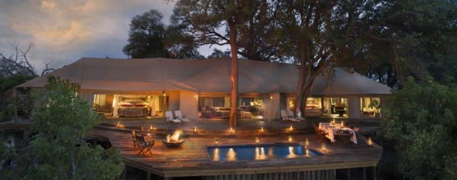 Zarafa Camp - Dhow Suite, Exterior