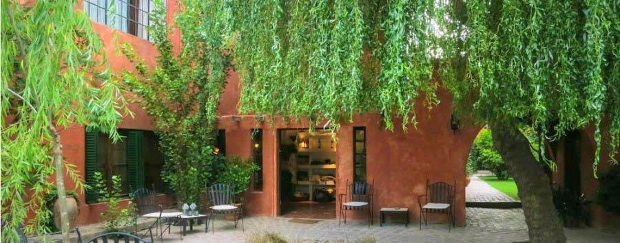 Finca Adalgisa - Hotel Reception