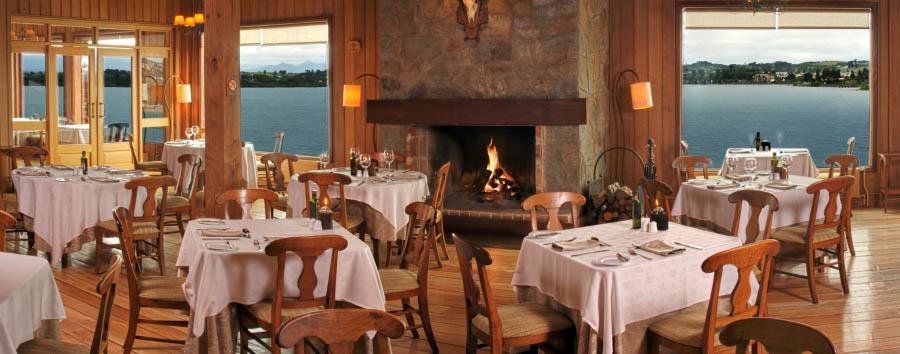 Hotel Cabañas del Lago - Mirador del Lago Restaurant