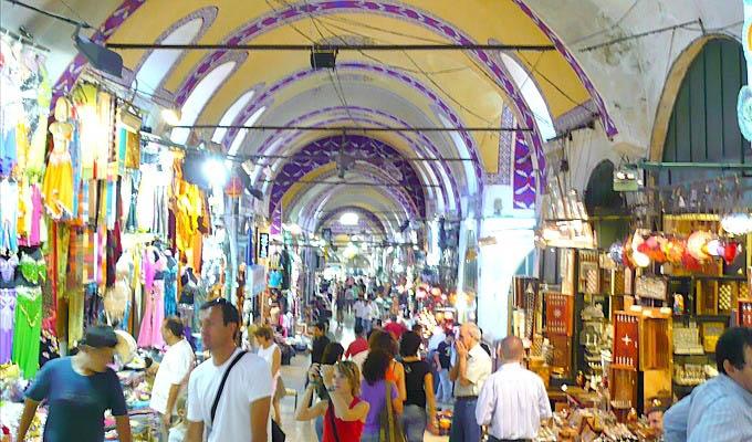 Istanbul, Gran Bazaar - Turkey