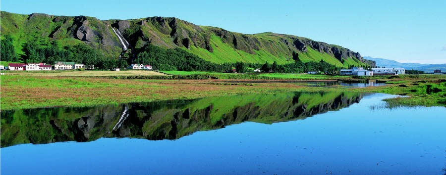 Iceland - Kirkjubaejarklaustur Village - Courtesy of Iceland Travel