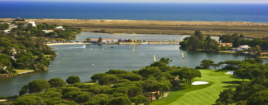 Portogallo: golf in Algarve - Portugal Quinta do Lago South Golf Course