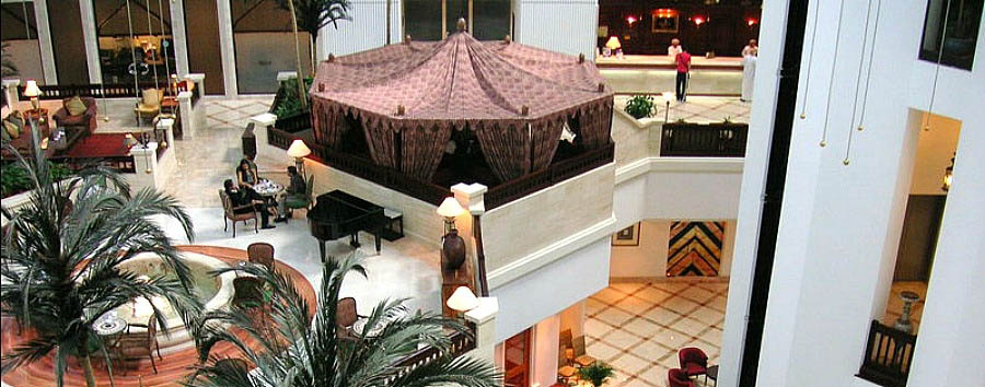 InterContinental Muscat - Main Lobby