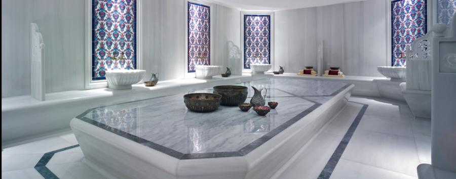 Shangri-La Bosphorus - The Spa -Traditional Turkish Bath