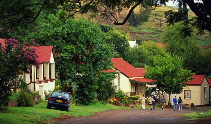 Mpumalanga - Pilgrim's Rest Village - South Africa