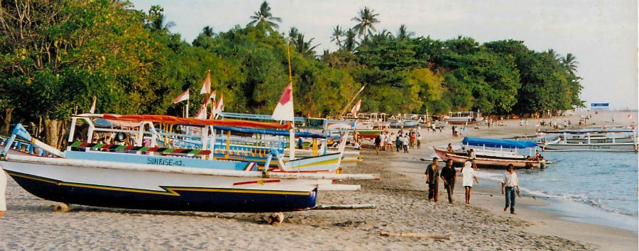 Isole da sogno - Indonesia Lombok, Senggig Beach