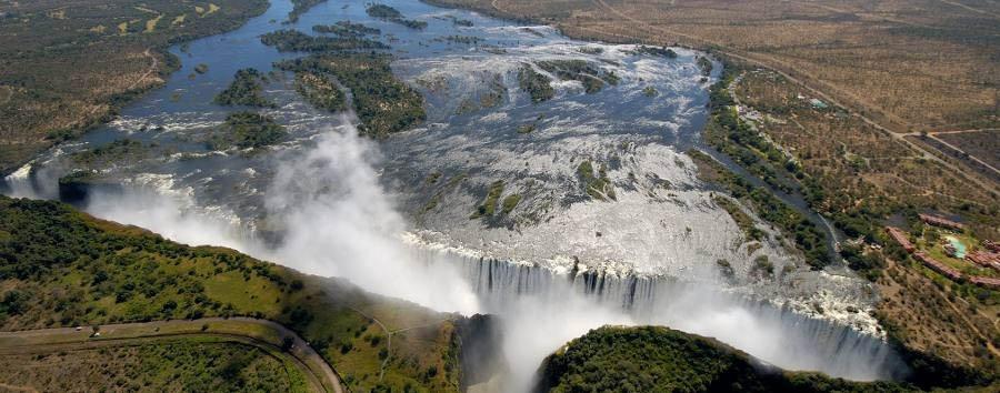 Zimbabwe, gioiello d'Africa - Zimbabwe Victoria Falls,