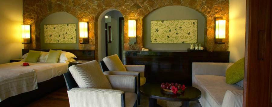 Paradise Sun Hotel - Room interior