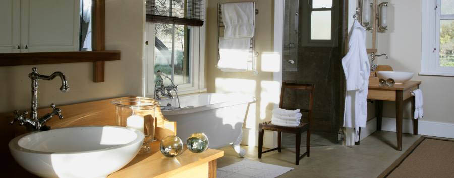 Samara - Karoo Lodge - Bathroom