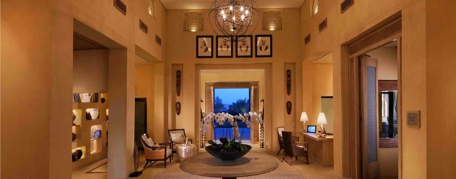 Anantara Sir Bani Yas Island Al Yamm Villa Resort - Lobby