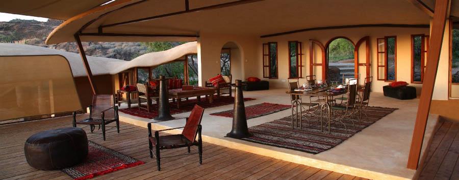 Saruni Samburu - Lounge