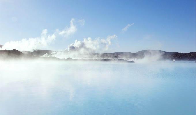 Blue Lagoon - Courtesy of Iceland Travel - Iceland
