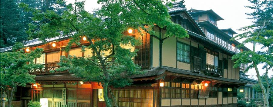 Iwaso Inn - Exterior view