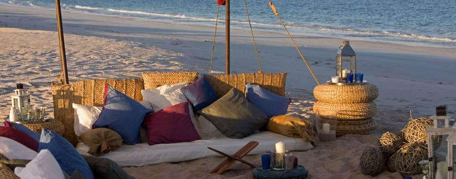 Oman - Majilis by the sea