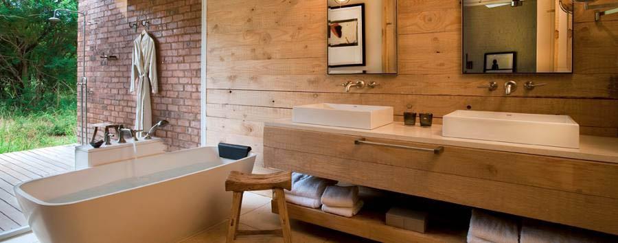 Morukuru Family - Farm House - Bathroom