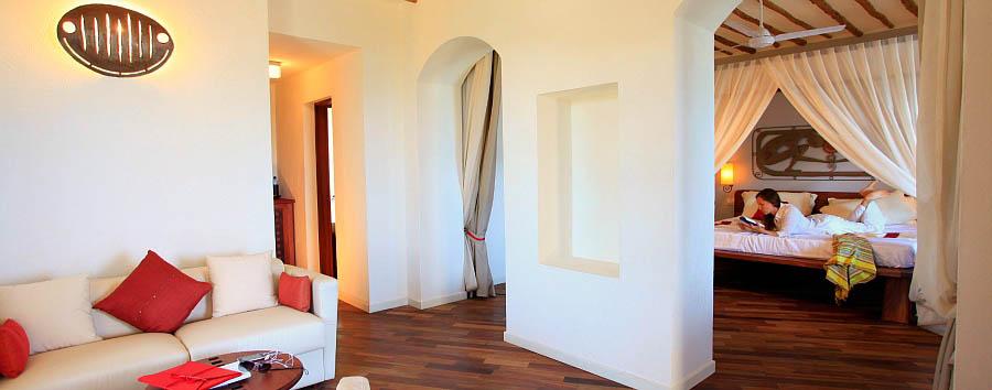 Essque Zalu Zanzibar - Suite interior