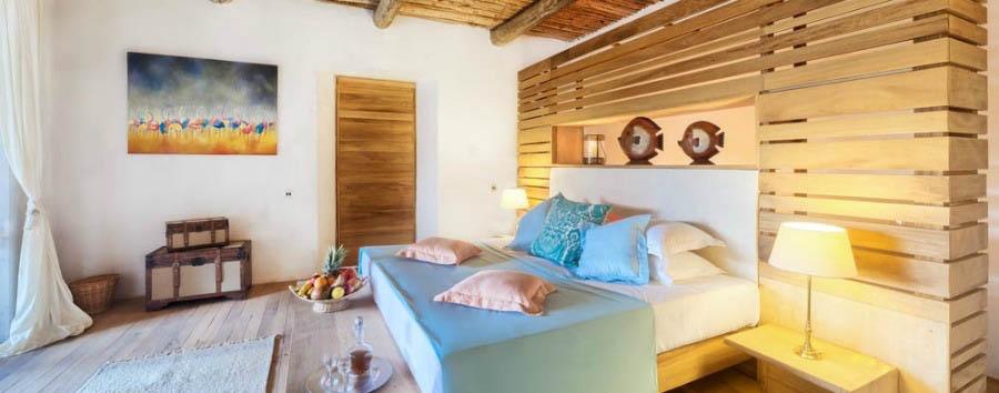 Kenya, Saruni Ocean - Kenya Saruni Ocean, Villa Bedroom Interior