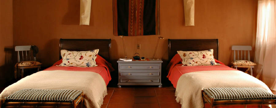 Hotel Awasi - Double Rectangular suite