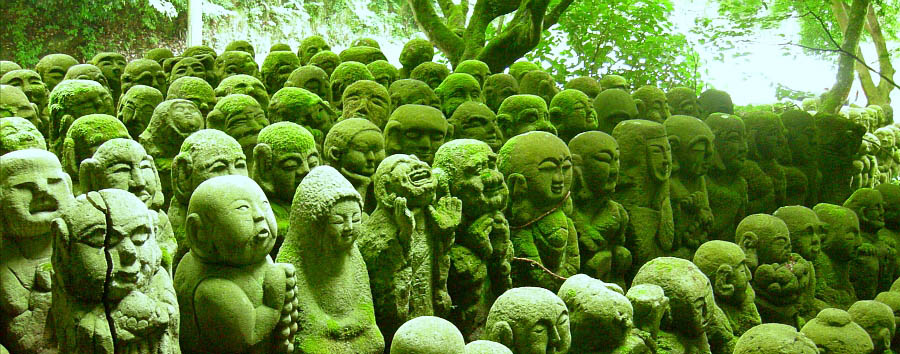 Japan - Kyoto - Secret Temple in Arashiyama