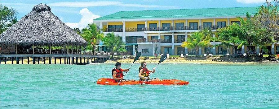 Bocas del Toro à la carte - Panama Playa Tortuga Beach Resort, Kayaking